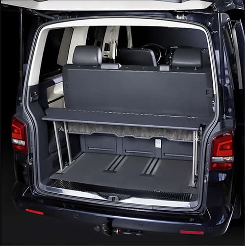 gute nacht paket multiflexboard vw t5 t6 multivan. Black Bedroom Furniture Sets. Home Design Ideas